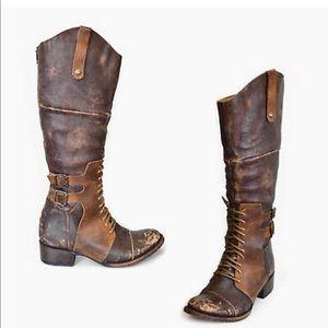 RARE‼️ FREEBIRD Saddle Tall Boot